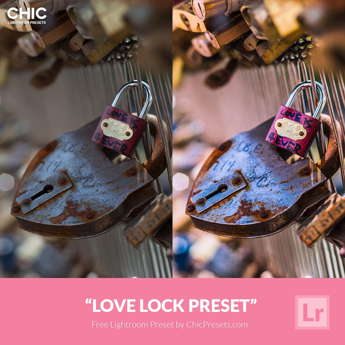 Free-Lightroom-Preset-Love-Lock-Chic