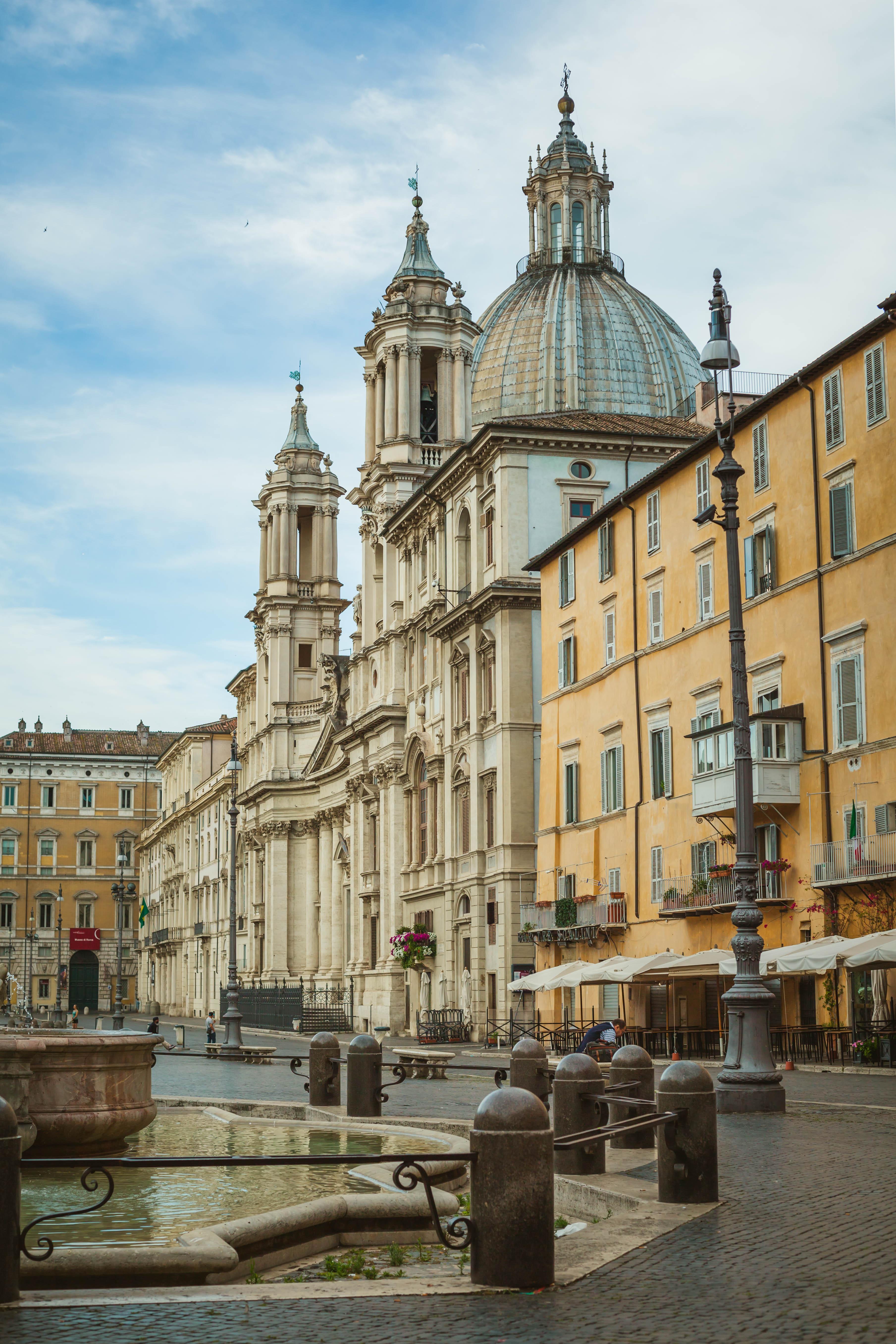 I Dream of Rome