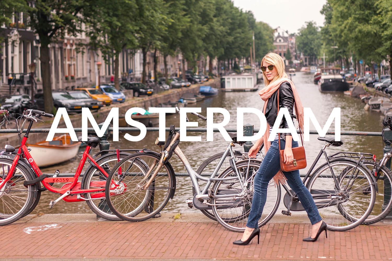 Amsterdam Chic Lightroom Presets & Brushes