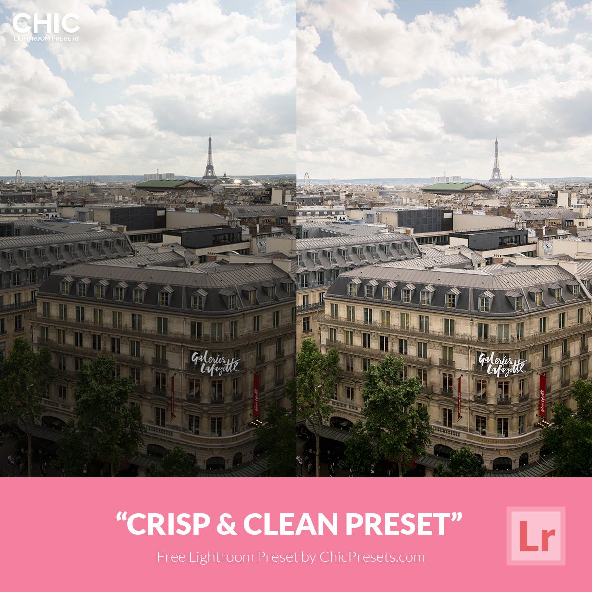 Crisp-&-Clean-Preset-Chic-Lightroom-Presets