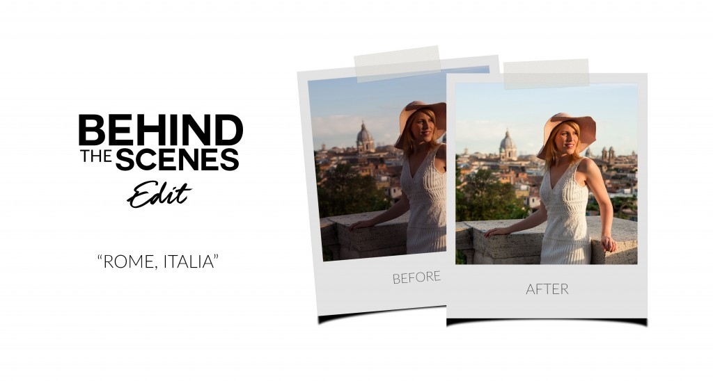 Behind The Scenes Edit | Rome Italia