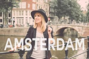 Amsterdam | Chic Lightroom Presets