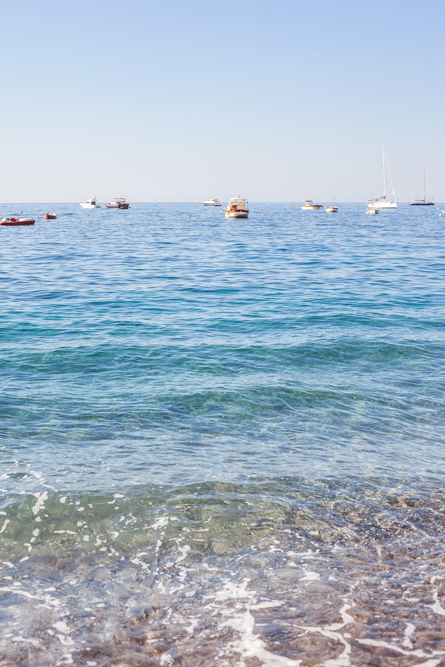 Private Beach Positano | Chic Lightroom Presets